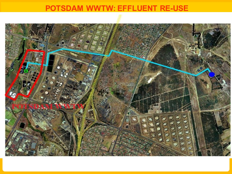 POTSDAM WWTW: EFFLUENT RE-USE