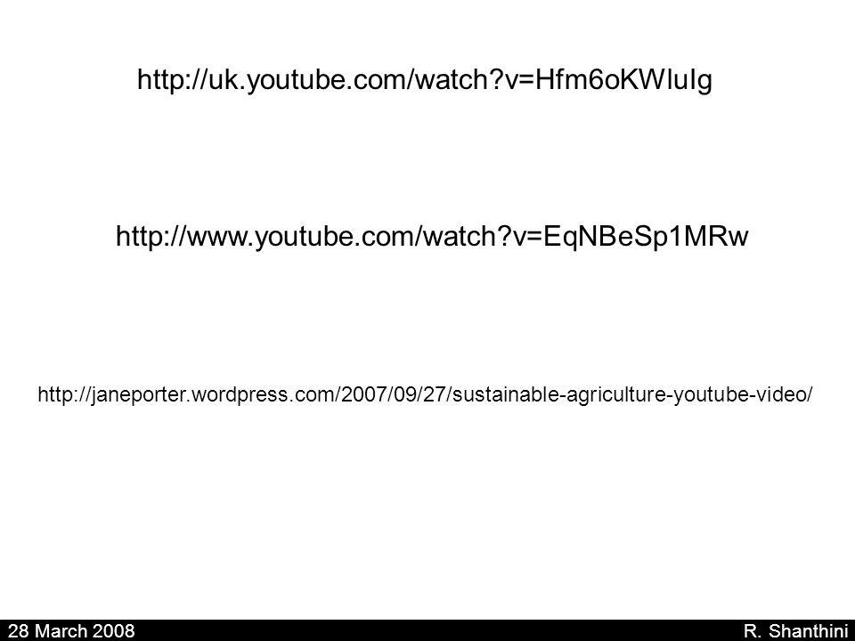 http://uk.youtube.com/watch v=Hfm6oKWluIg http://www.youtube.com/watch v=EqNBeSp1MRw.
