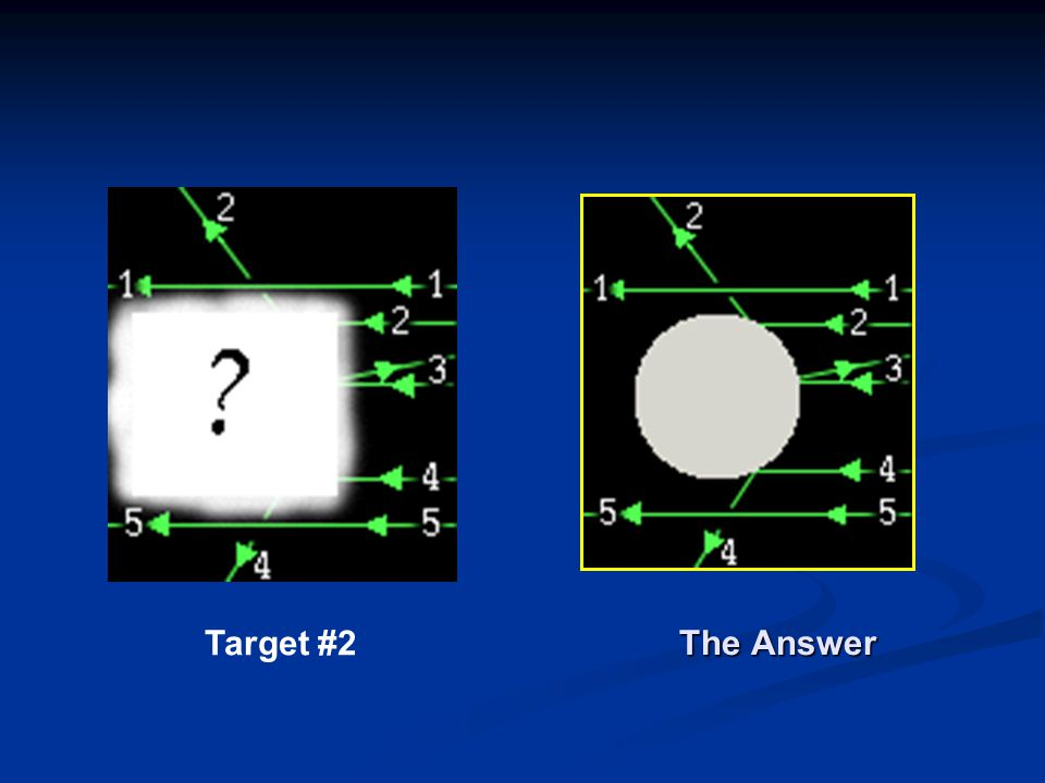 The Answer Target #2