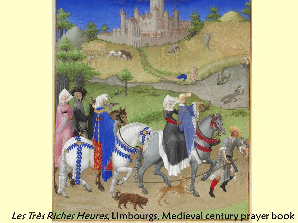 Les Très Riches Heures, Limbourgs, Medieval century prayer book