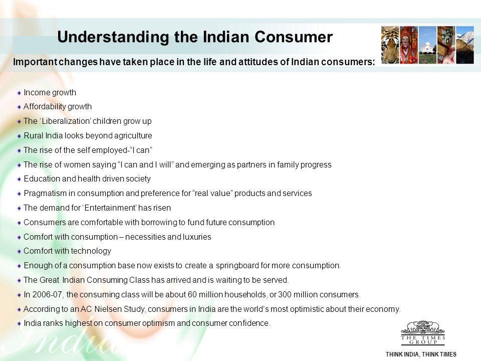 Understanding the Indian Consumer