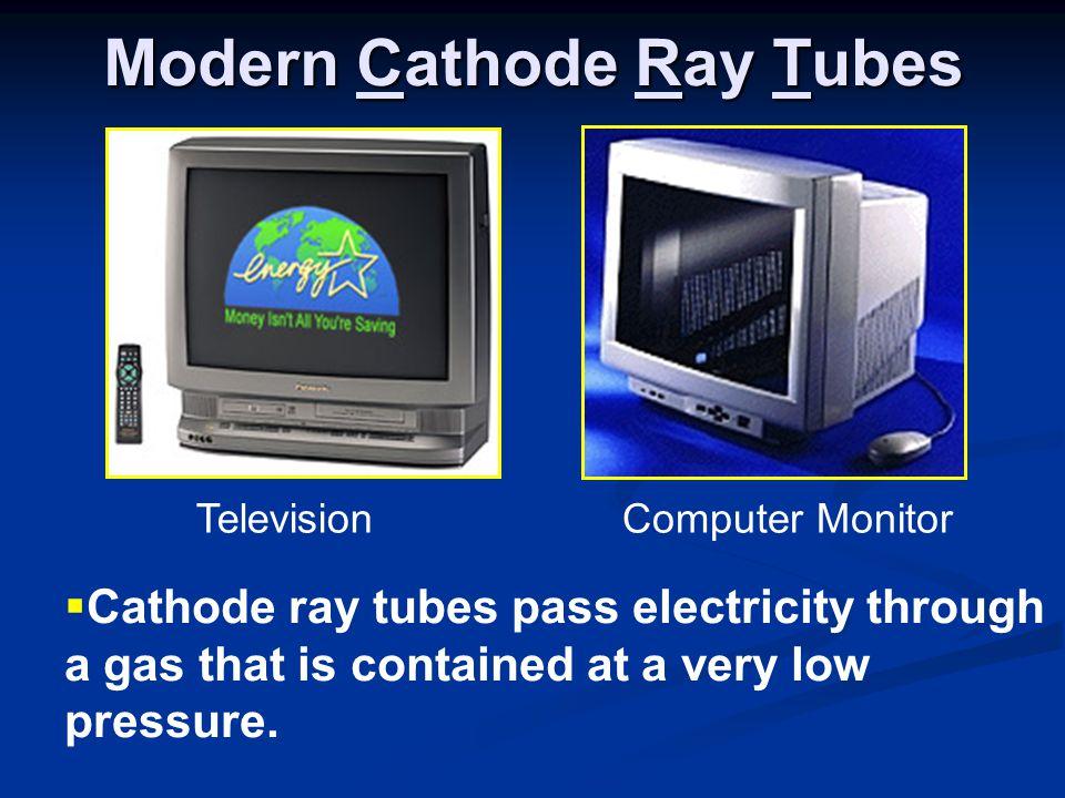 Modern Cathode Ray Tubes