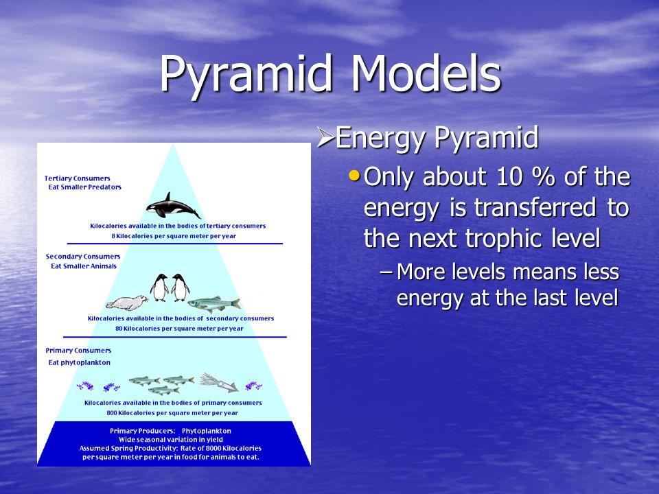 Pyramid Models Energy Pyramid