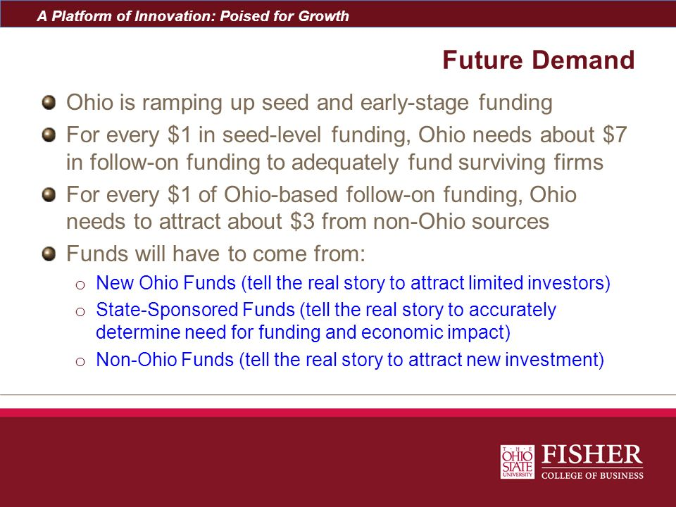 Future Demand Ohio is ramping up seed and early-stage funding