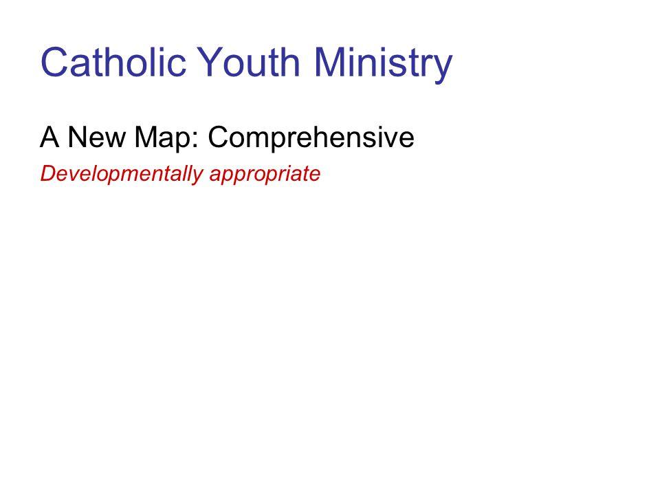 Catholic Youth Ministry