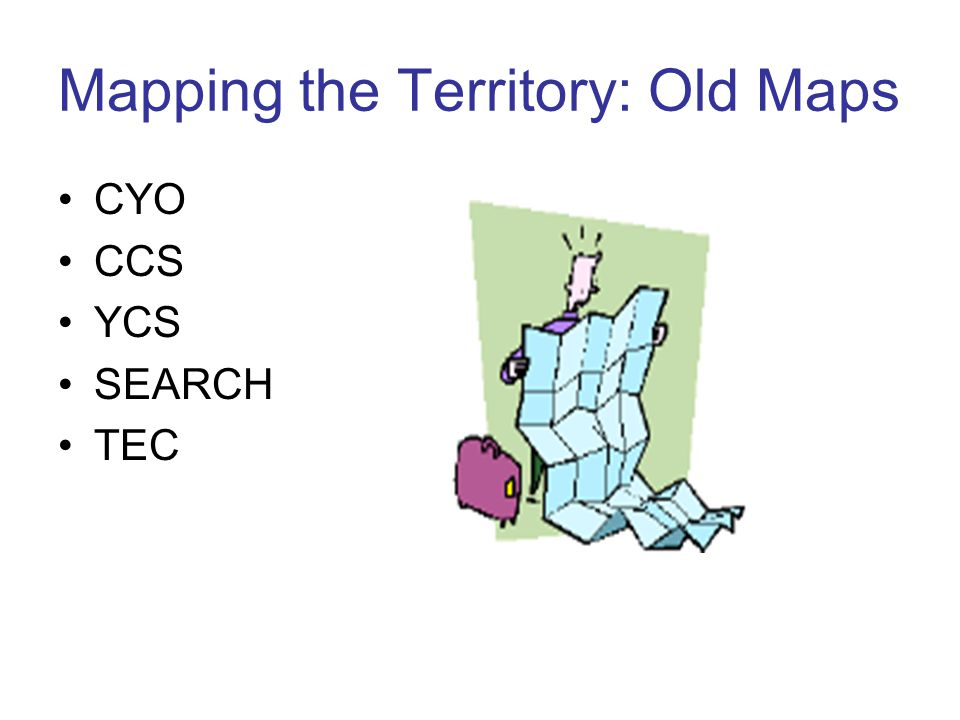 Mapping the Territory: Old Maps