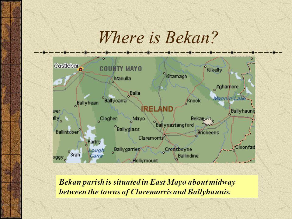 Where is Bekan.