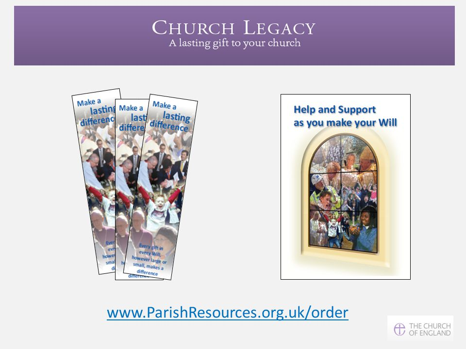 www.ParishResources.org.uk/order