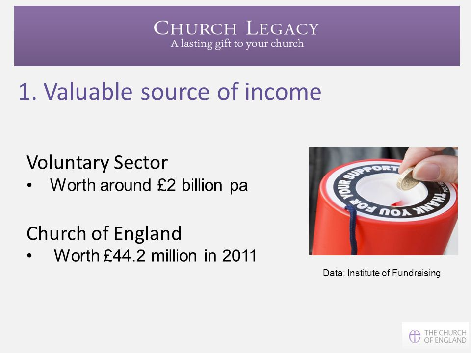 1. Valuable source of income