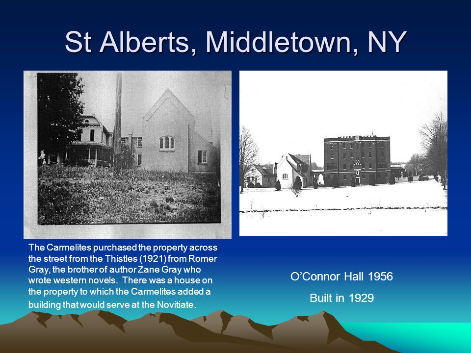 St Alberts, Middletown, NY