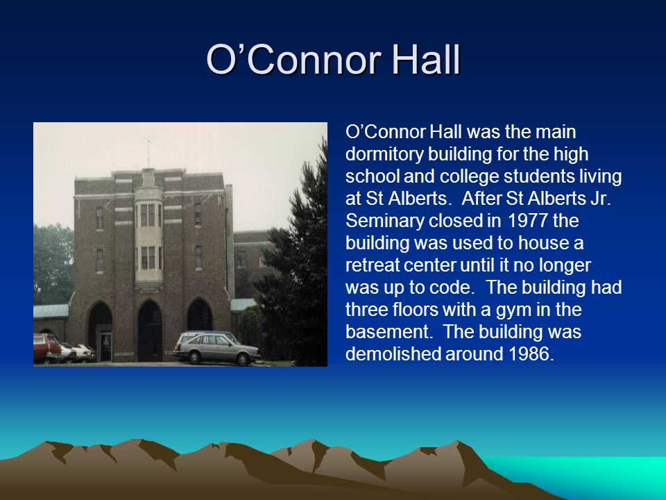 O'Connor Hall