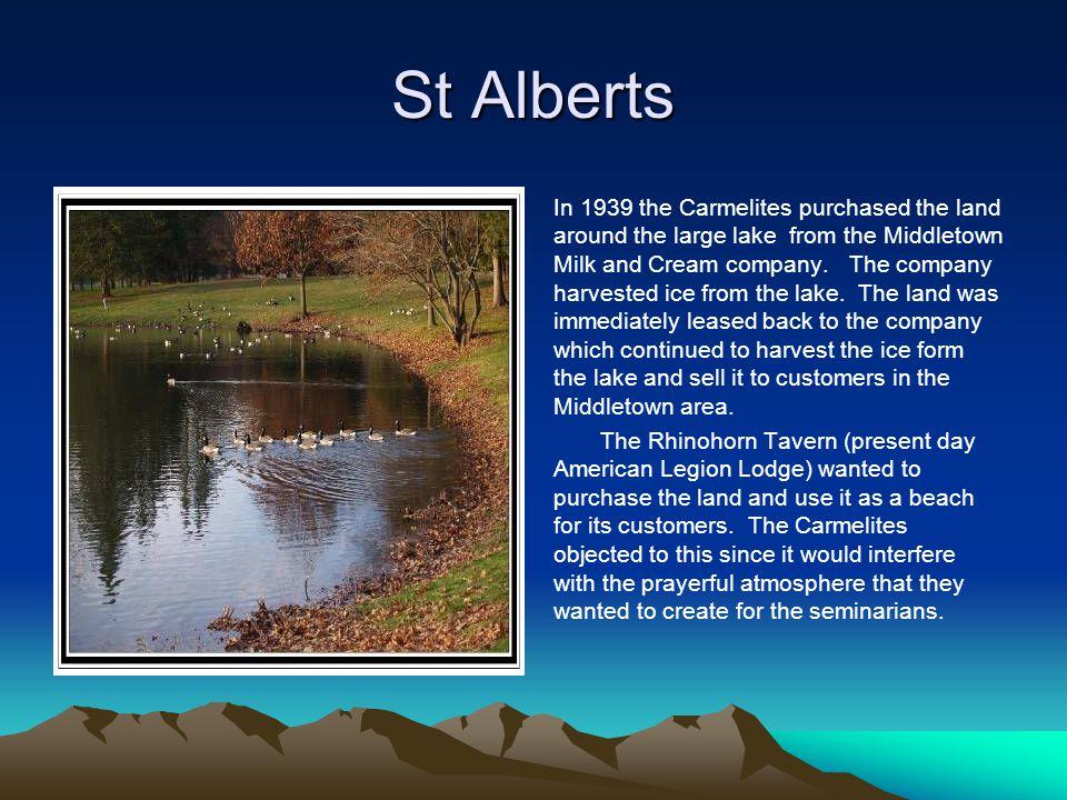 St Alberts