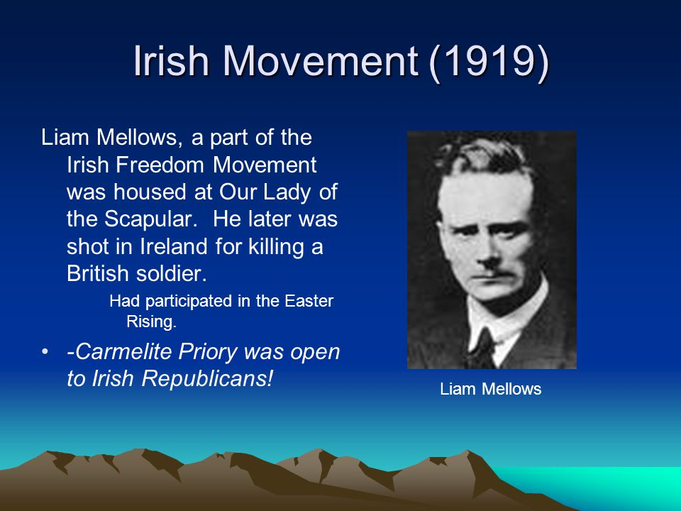 Irish Movement (1919)