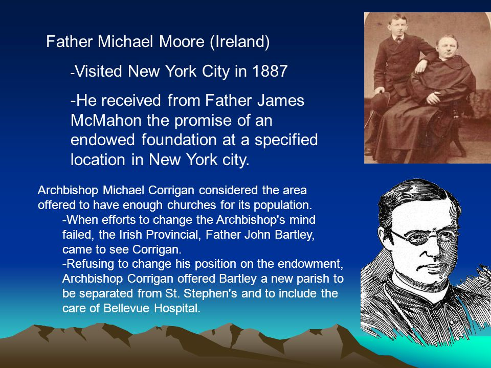 Father Michael Moore (Ireland)