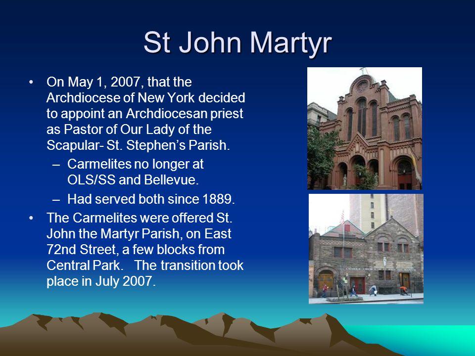 St John Martyr