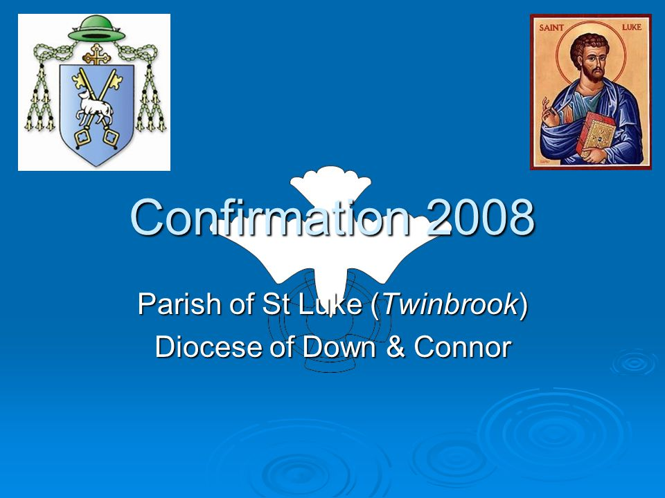 Parish of St Luke (Twinbrook) Diocese of Down & Connor