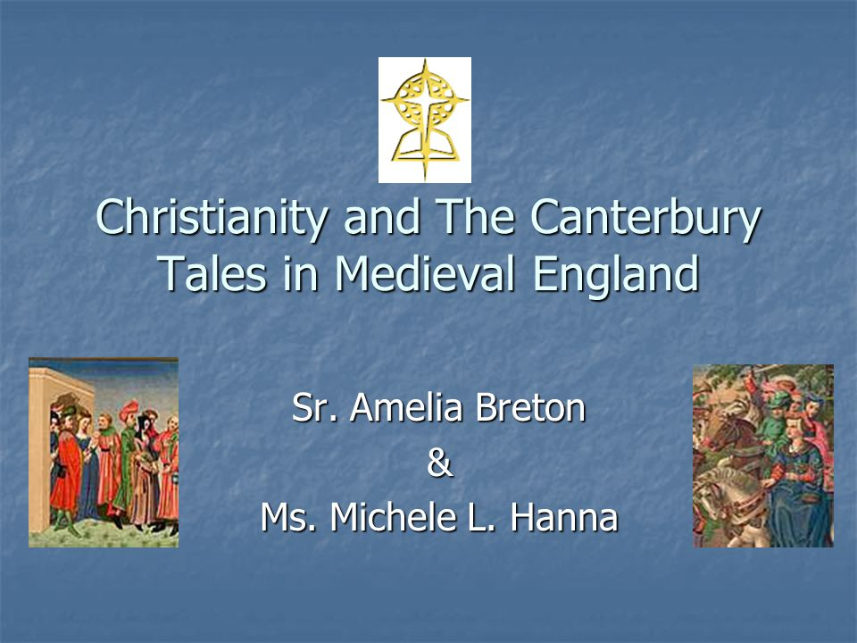 Christianity and The Canterbury Tales in Medieval England