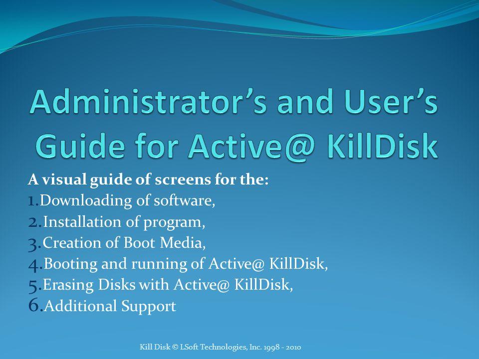 active killdisk download