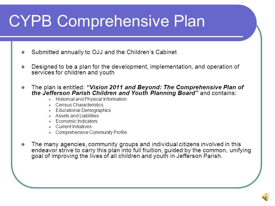 CYPB Comprehensive Plan
