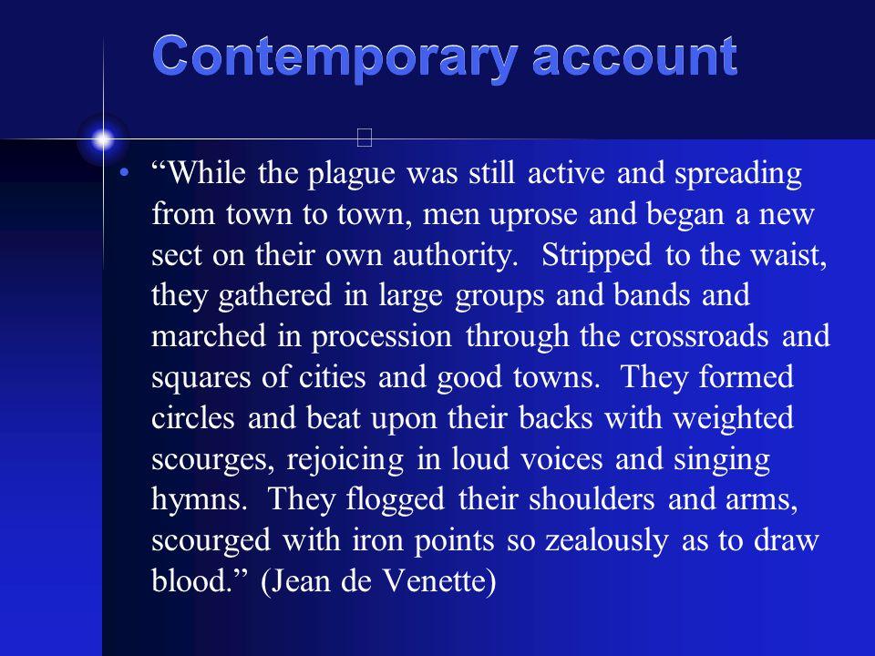 Contemporary account