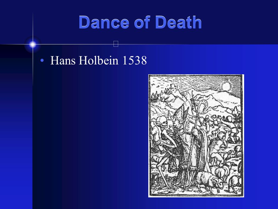 Dance of Death Hans Holbein 1538