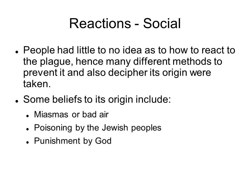 Reactions - Social