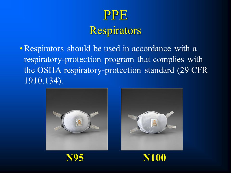 CHANGING YOUR RESPIRATOR/FILTERS/CARTRIDGES