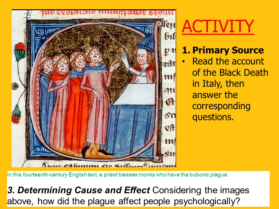 ACTIVITY Primary Source
