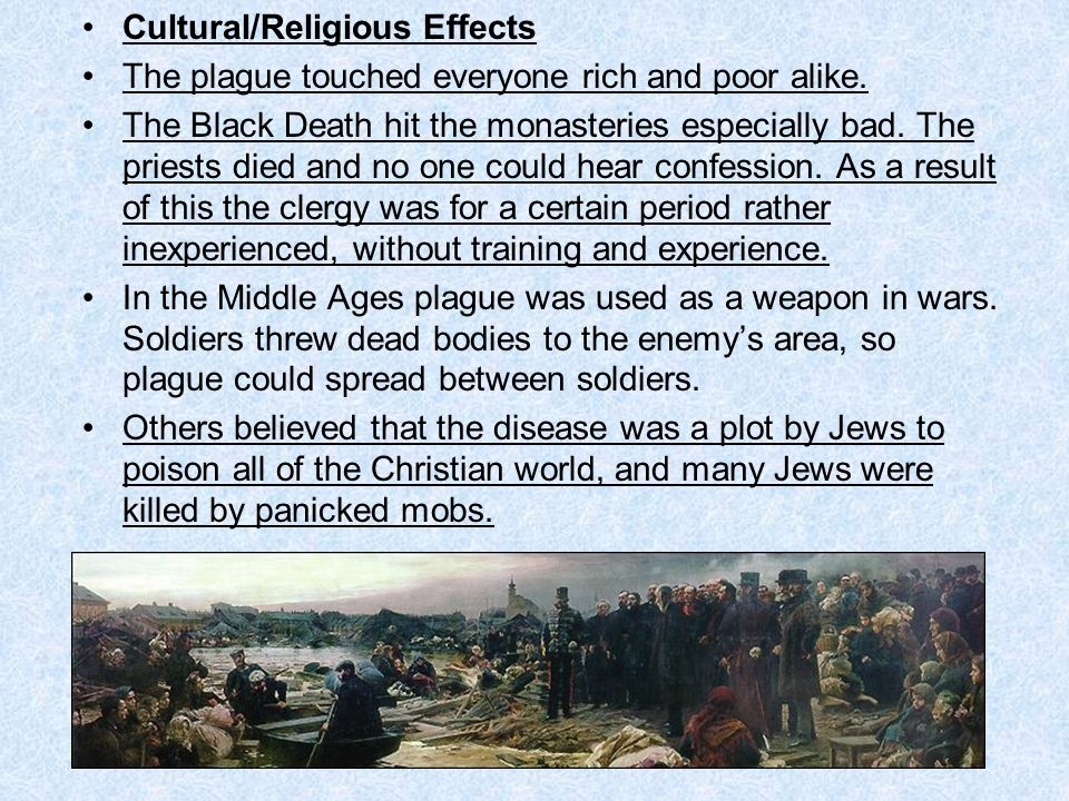 Cultural/Religious Effects