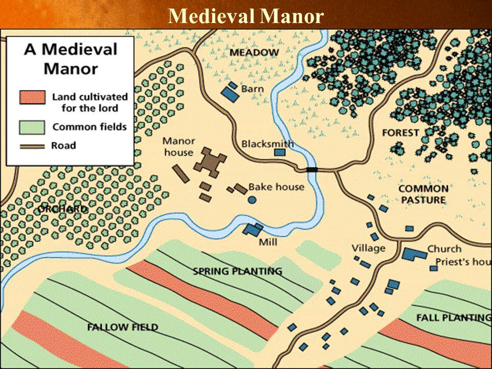 Medieval Manor
