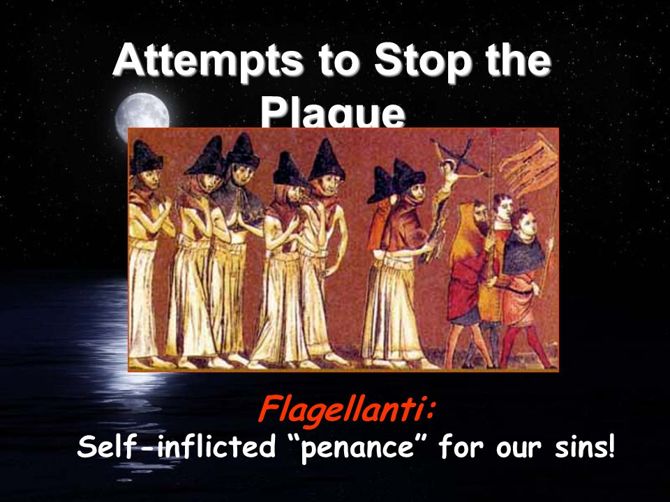 Attempts to Stop the Plague