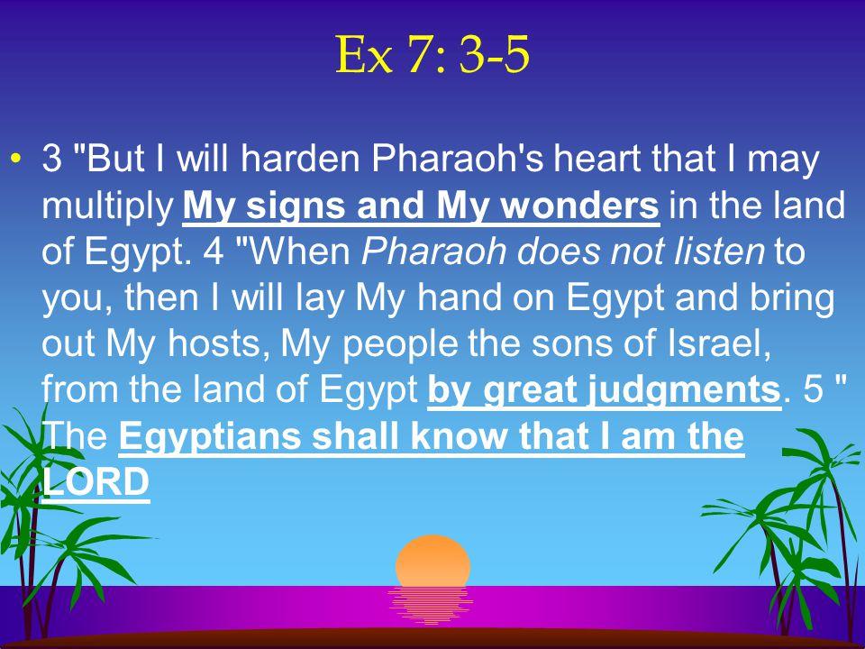 Ex 7: 3-5