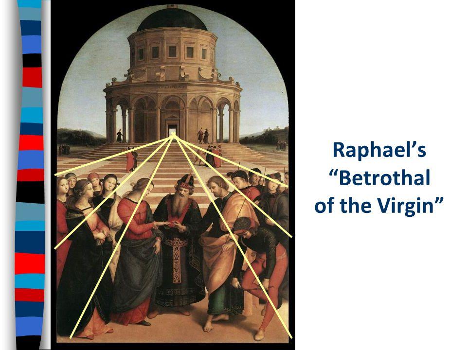 Raphael's Betrothal of the Virgin