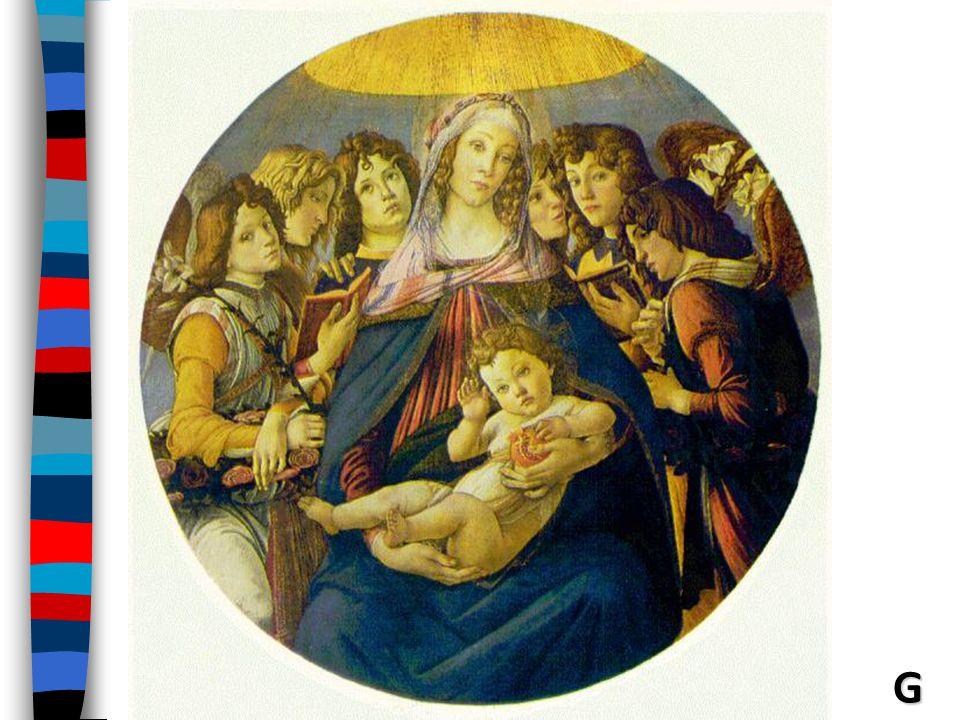 Botticelli—Renaissance (Madonna of Melagrana)