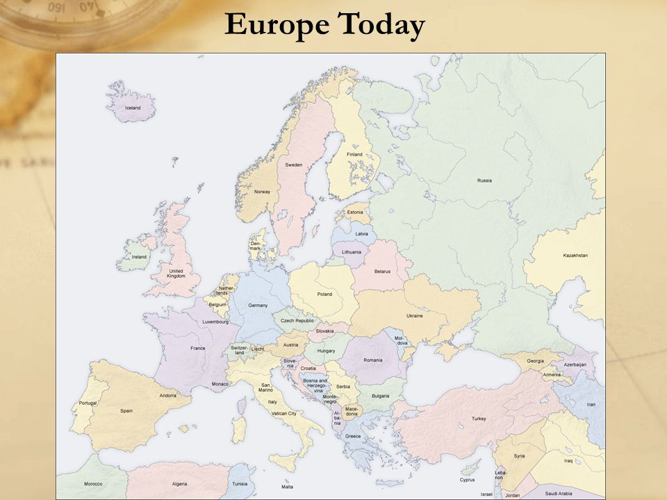 Europe Today