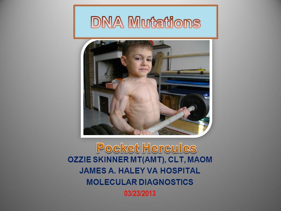 p DNA Mutations Pocket Hercules OZZIE SKINNER MT(AMT), CLT, MAOM