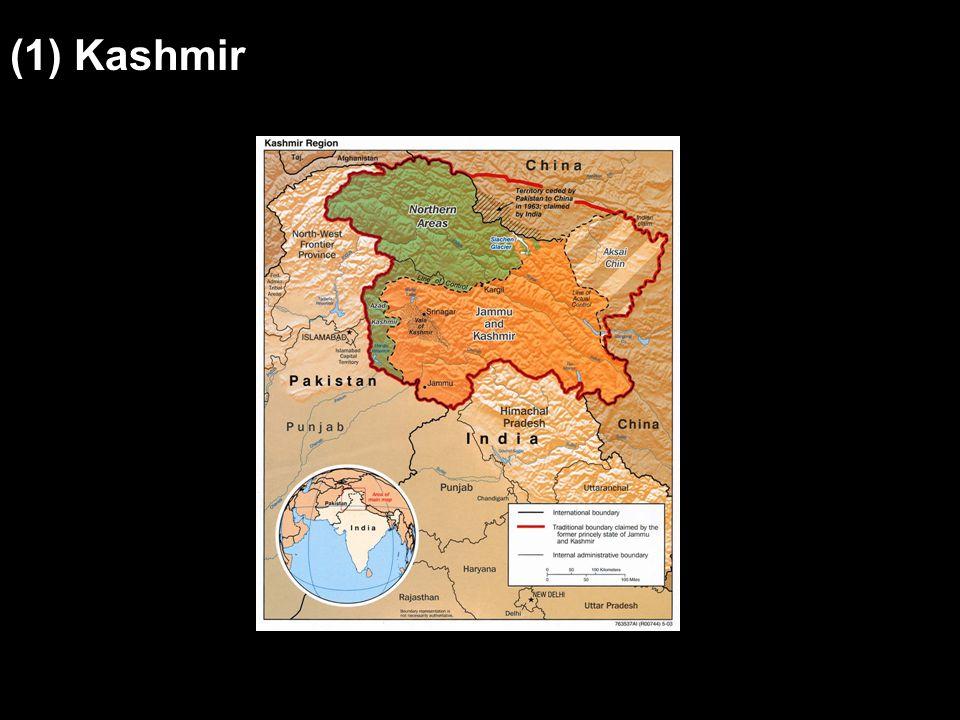 (1) Kashmir