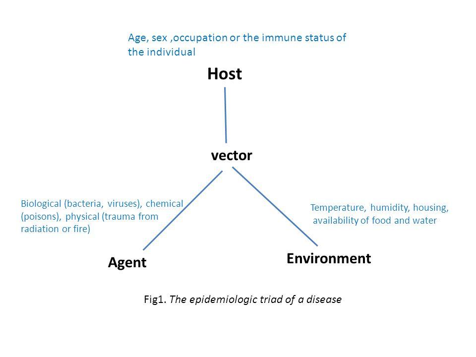 Host vector Environment Agent