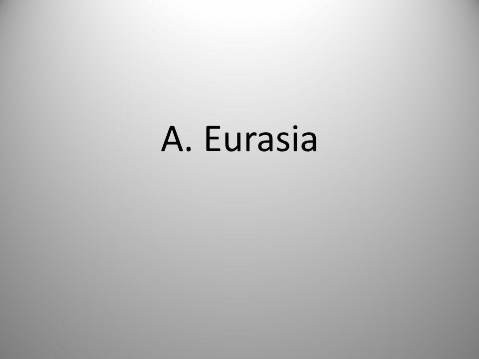 A. Eurasia