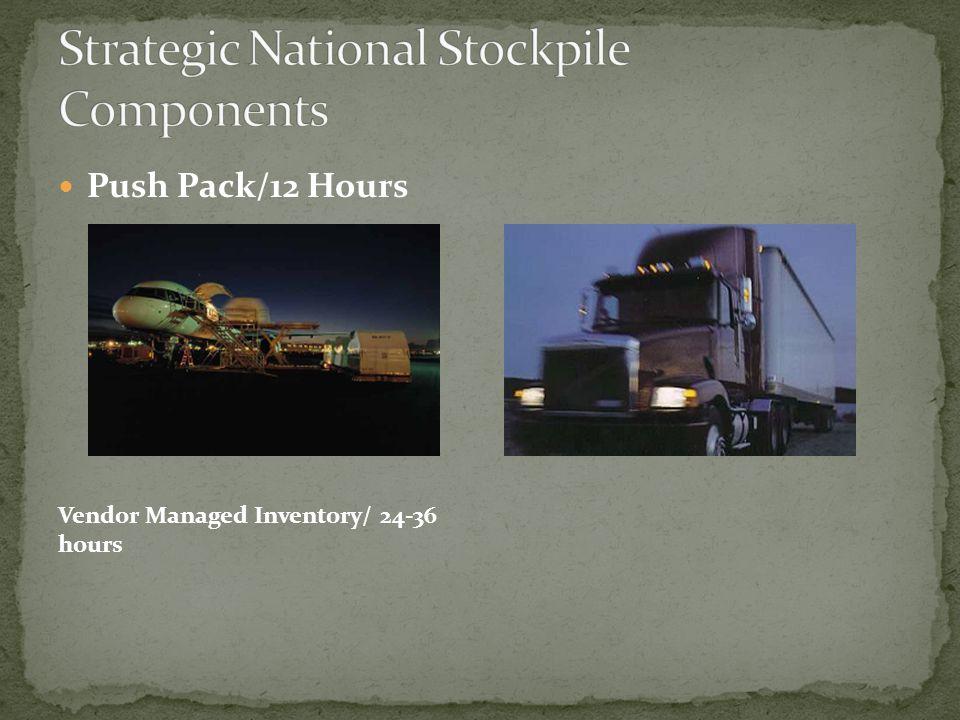 Strategic National Stockpile Components