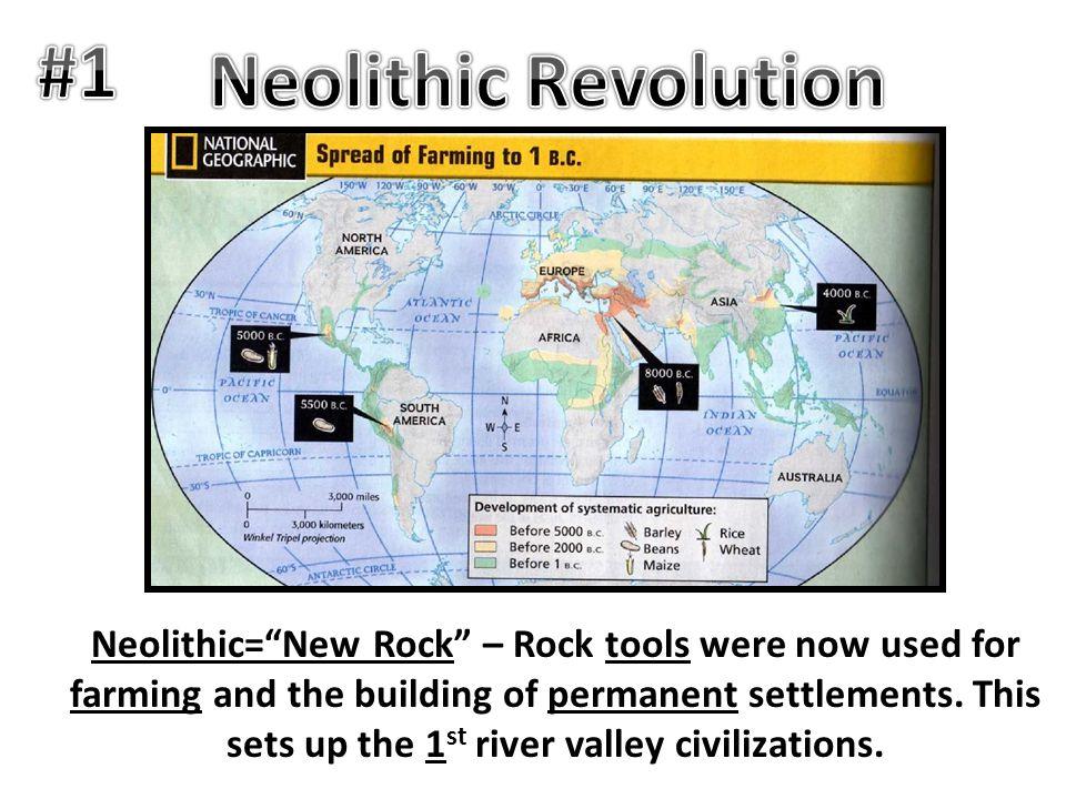 #1 Neolithic Revolution