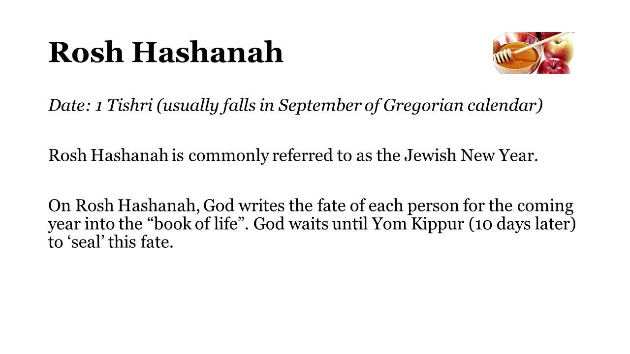 The jewish calendar ppt download rosh hashanah kristyandbryce Choice Image