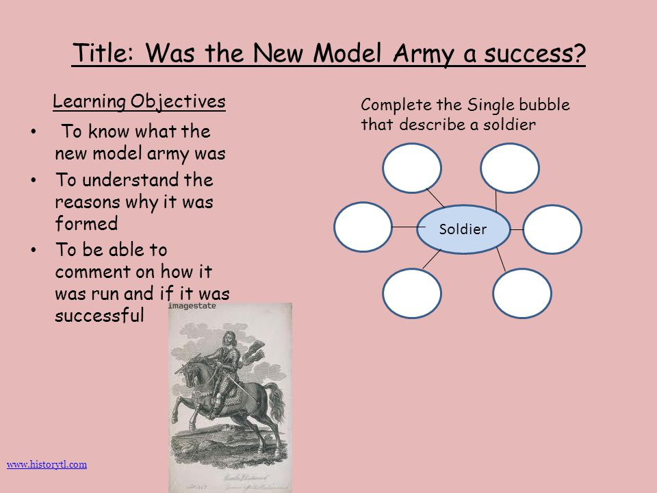 Title: Was the New Model Army a success