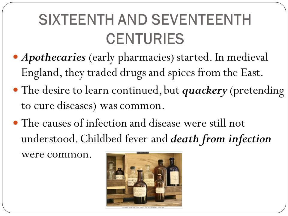 SIXTEENTH AND SEVENTEENTH CENTURIES
