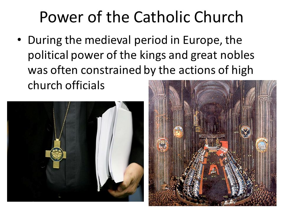Power of the Catholic Church