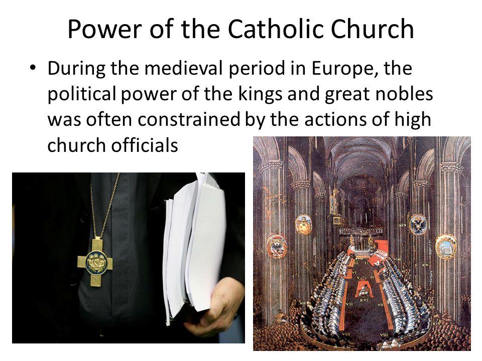 Power of the Catholic Church