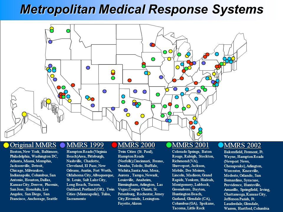 Metropolitan Medical Response Systems