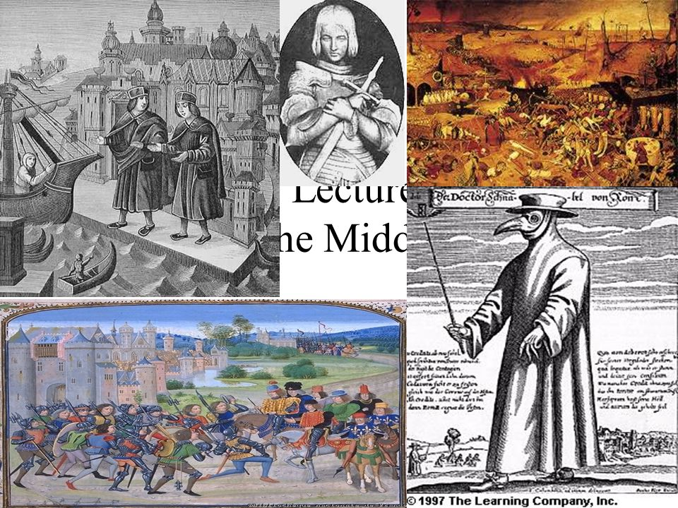 Slide Lecture 1.2 End of the Middle Ages