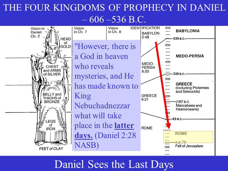 Daniel Sees the Last Days