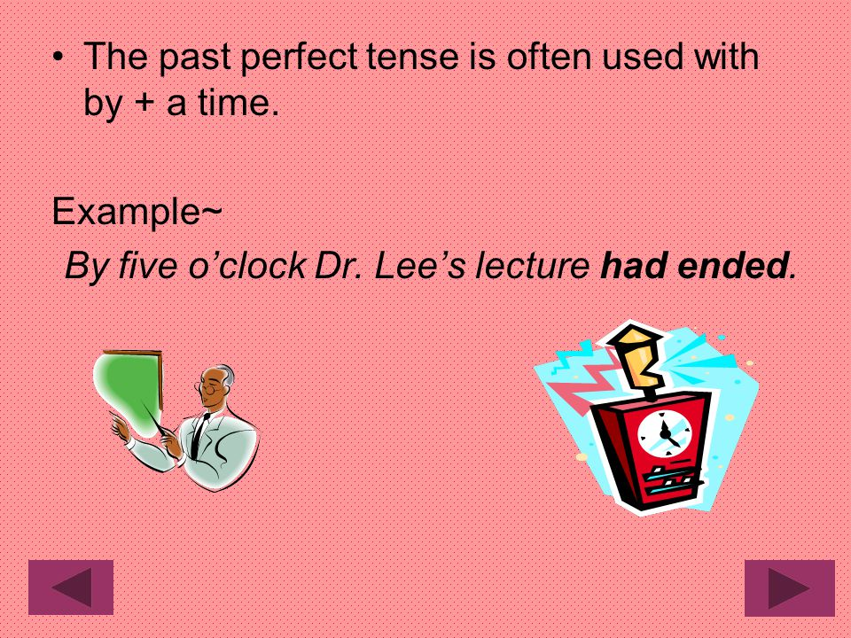 By five o'clock Dr. Lee's lecture had ended.